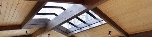 Velux Skylights Both Deck And Curb Mounted Learn About